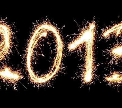 Happy Glamorous New Year!