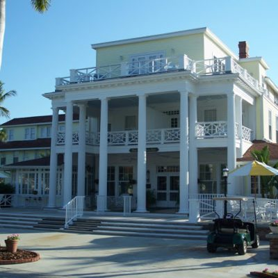 A Secret Island Getaway: The Gasparilla Inn, Boca Grande, Florida – A Tour with Mimi McMakin of Kemble Interiors, Inc.