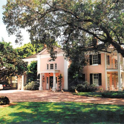 """Palm Beach Elegance in the """"Pink Palace"""" of Coral Gables"""