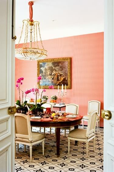 14 Romantic Pink Dining Rooms The Glam Pad