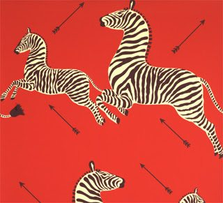 A Roundup of Scalamandre Zebras!