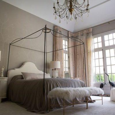 A Dreamy Master Bedroom, By Melanie Turner