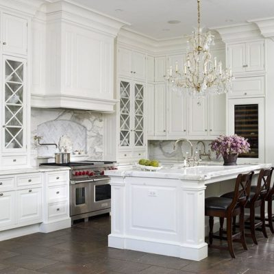 I'm Dreaming of a White Kitchen