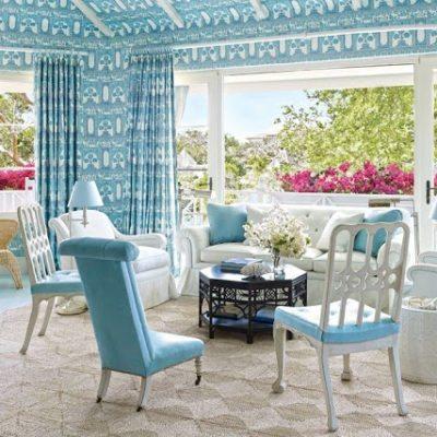 Miles Redd Transforms a Bahamas Beach House