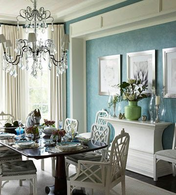 A Glamorous Palm Beach Home