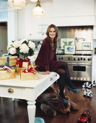 Christmas With Aerin Lauder The Glam Pad