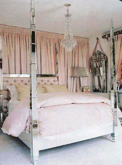 paris hilton s bedroom
