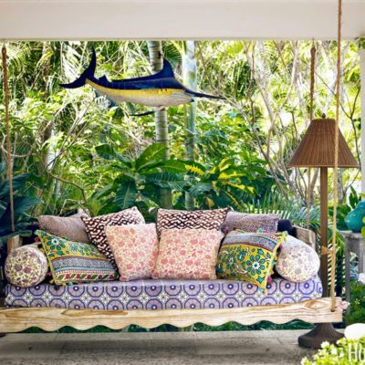 Inside Liza Pulitzer Calhoun's Palm Beach Home