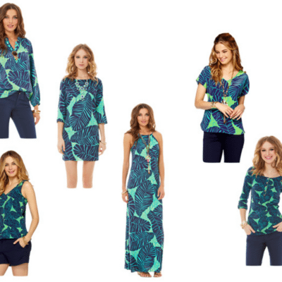 Bananas for Lilly Pulitzer's Fall 2014 Collection!
