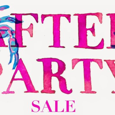 The Lilly Pulitzer After Party Sale