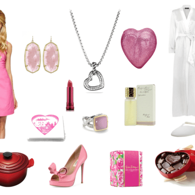 Valentine Wish List & Shopping Guide
