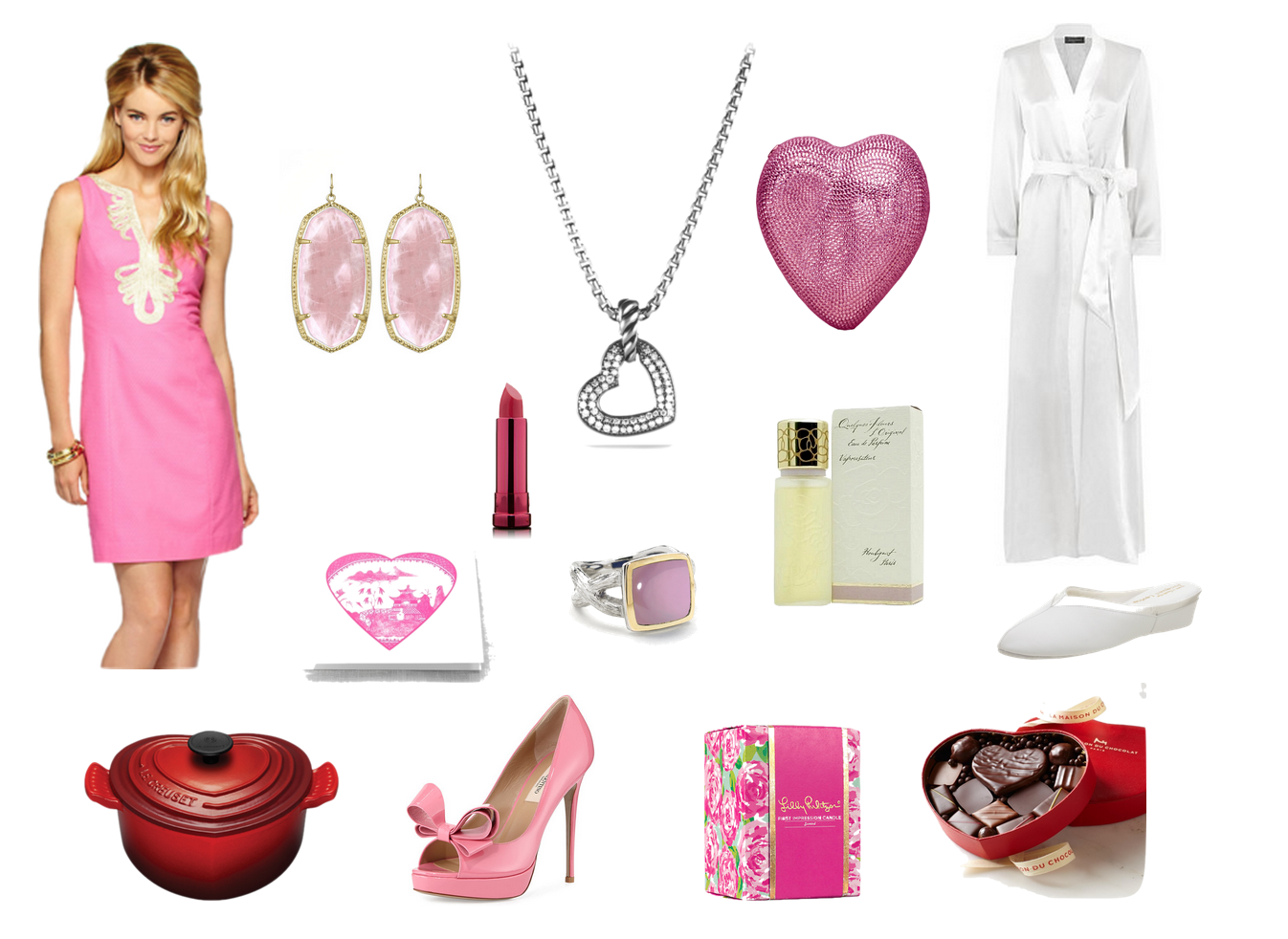 Valentine Wish List Amp Shopping Guide The Glam Pad