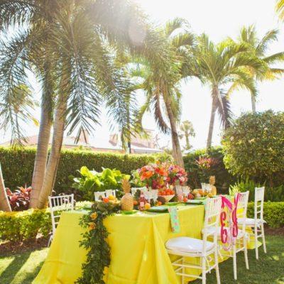 Lilly Pulitzer Wedding Ideas