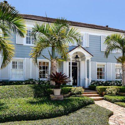 Palm Beach Perfection on Pendleton