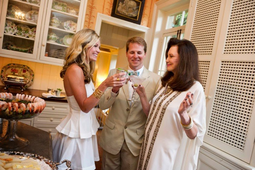 Patricia Altschuls Derby Party Is Full Of Southern Charm