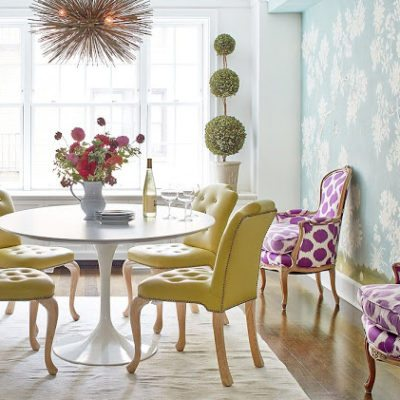 Inside a Glamorous Kid-Friendly Home by Lilly Bunn