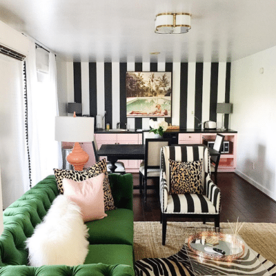 Katie Kime's Colorful World of Fashion and Decor