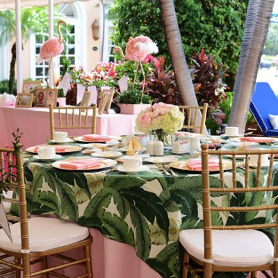 Palm Beach Lately Baby Shower