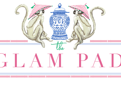 The Glam Pad Gets a Makeover!