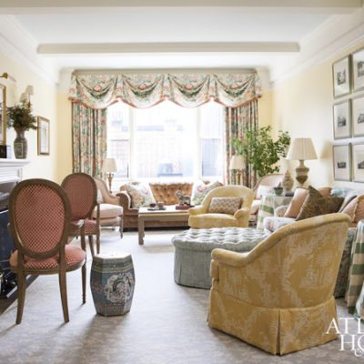 Margaret Kirkland Interiors Transforms a Park Avenue Pied-à-Terre