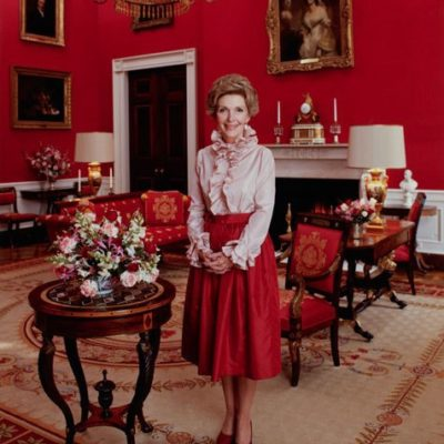 Nancy Reagan's White House