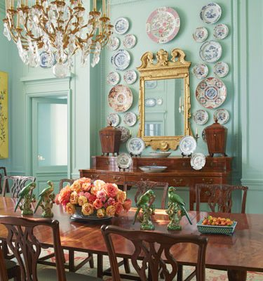A Glamorous Texas Home by Beverly Field