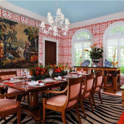 Carleton Varney Designs a Palm Beach Masterpiece