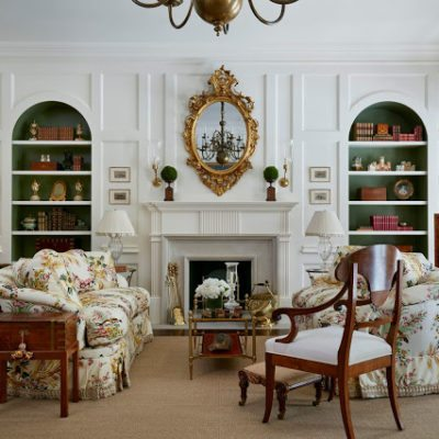Traditional Elegance in Palm Beach