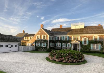 The Hilfiger Estate On Nantucket For Sale