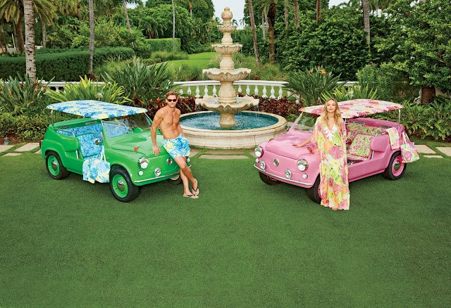 neiman marcus fantasy gifts presents lilly pulitzer island cars the glam pad. Black Bedroom Furniture Sets. Home Design Ideas