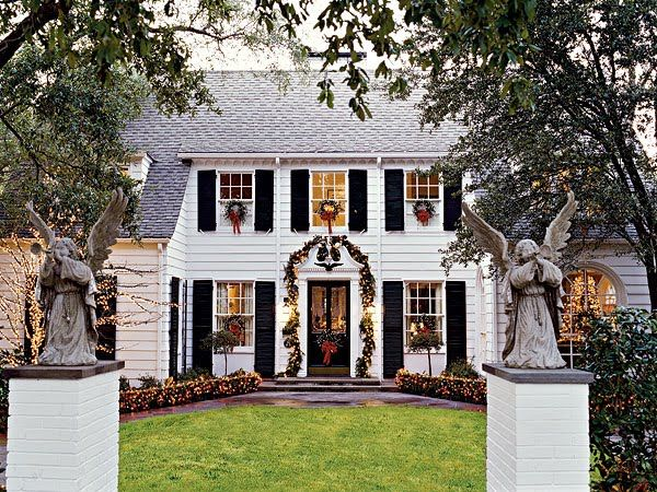 A Southern Accents Christmas The Glam Pad