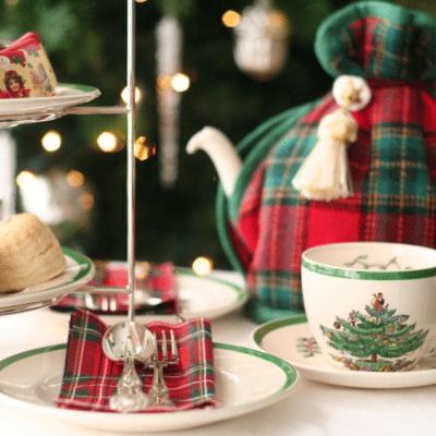 Spode Christmas Tree – A Christmas Tradition