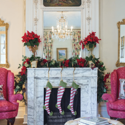 Christmas at The Well Appointed House