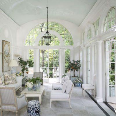 An Elegant Orangerie by Cathy Kincaid