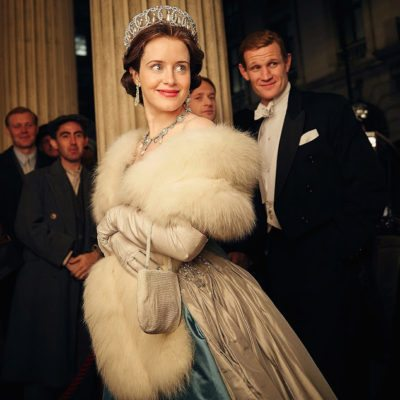 January Musings: From The Crown to Princess Diana's Perfume