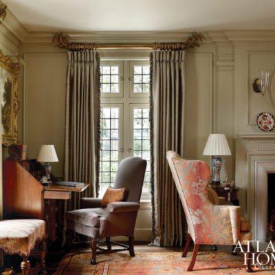 A Neel Reid Historic Home in Atlanta Restored