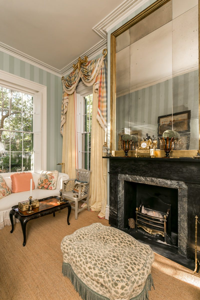 Patricia Altschul S Home In Charleston Home Design The