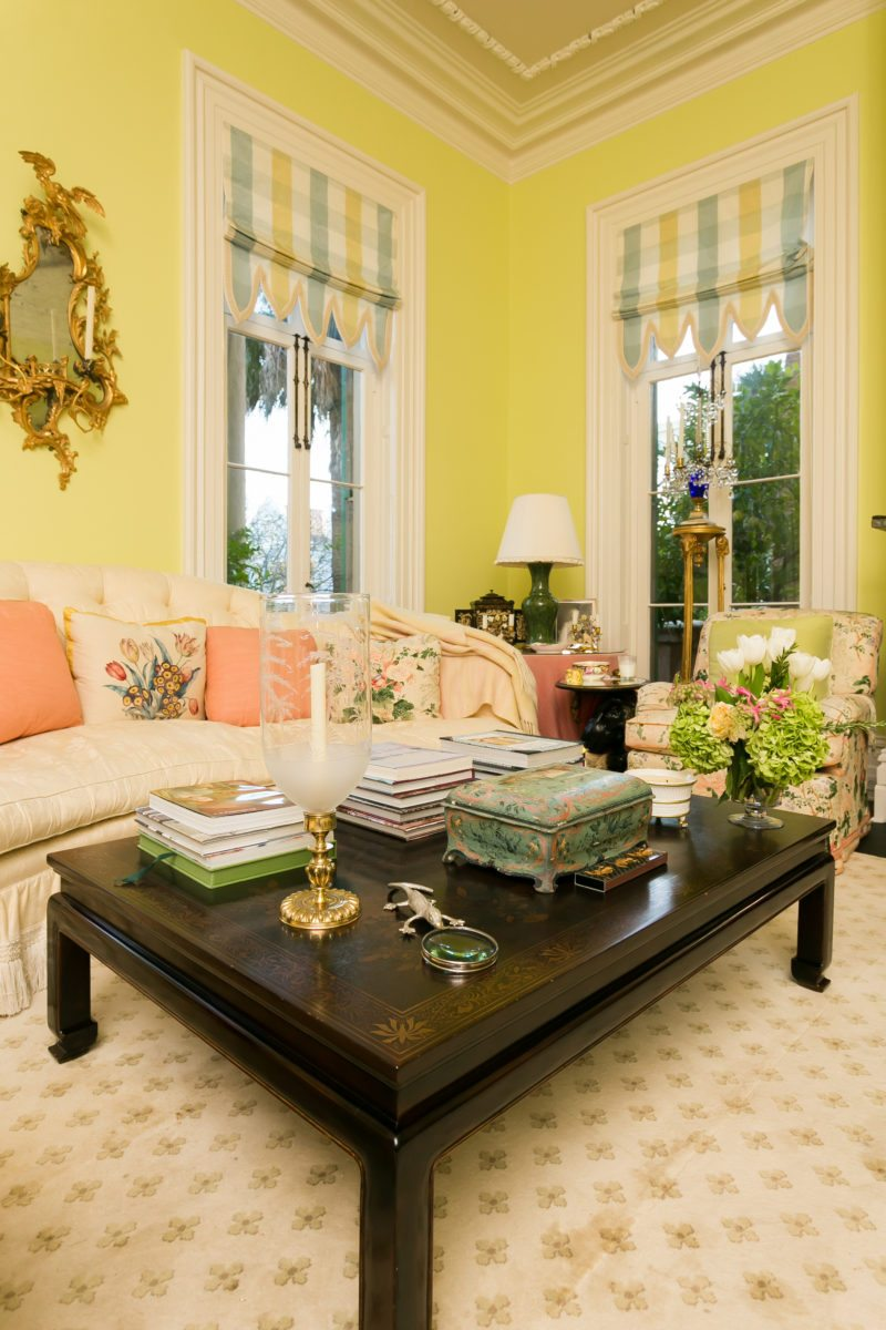 Patricia Altschuls Home In Charleston Home Design The Glam Pad - Charleston home design