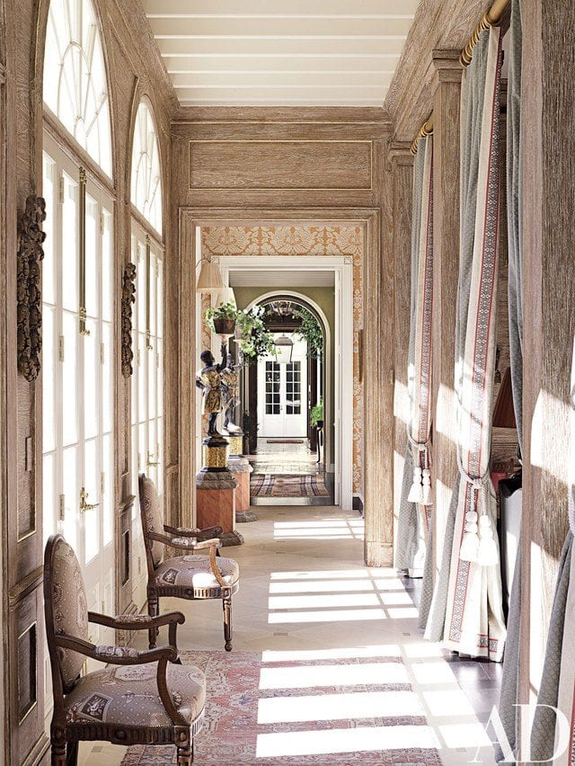 Richard Keith Langham Revisits A Grand Mississippi Home