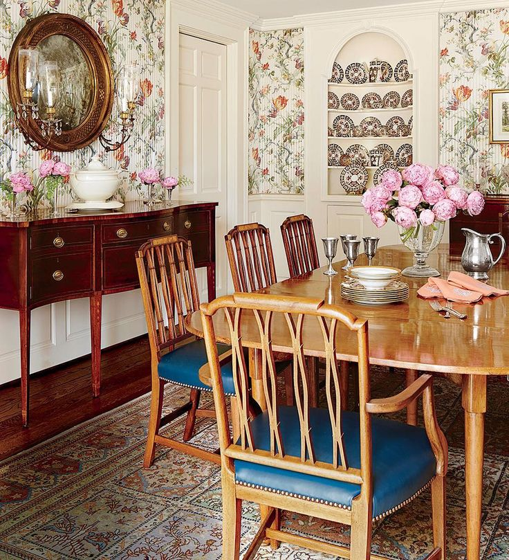 Southern Living Dining Room The Glam Pad
