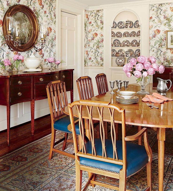 A John F. Staub Home Refreshed By Olasky & Sinsteden