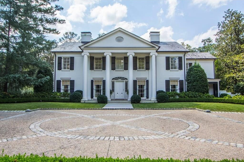 Atlanta Dream Home For Sale The Glam Pad