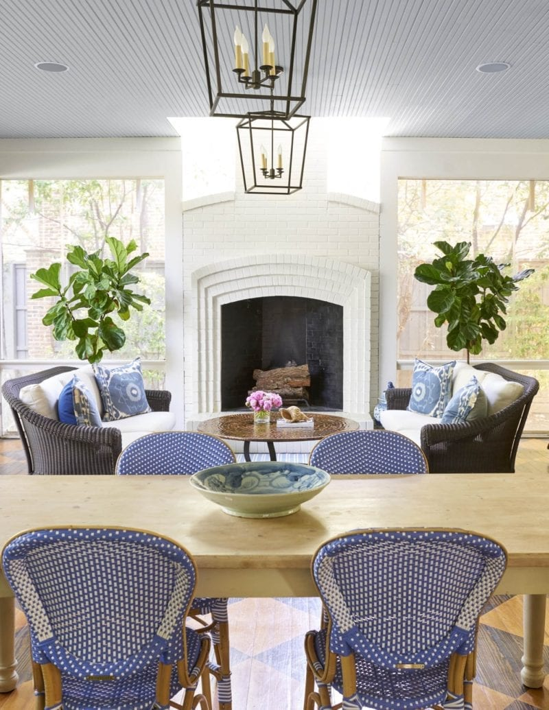 Amy berry makes over a 100 year old dallas home - Interior decorating jobs dallas tx ...