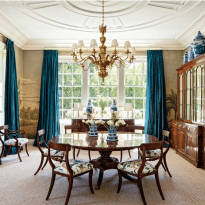 A Classic Colonial Revival by Miles Redd