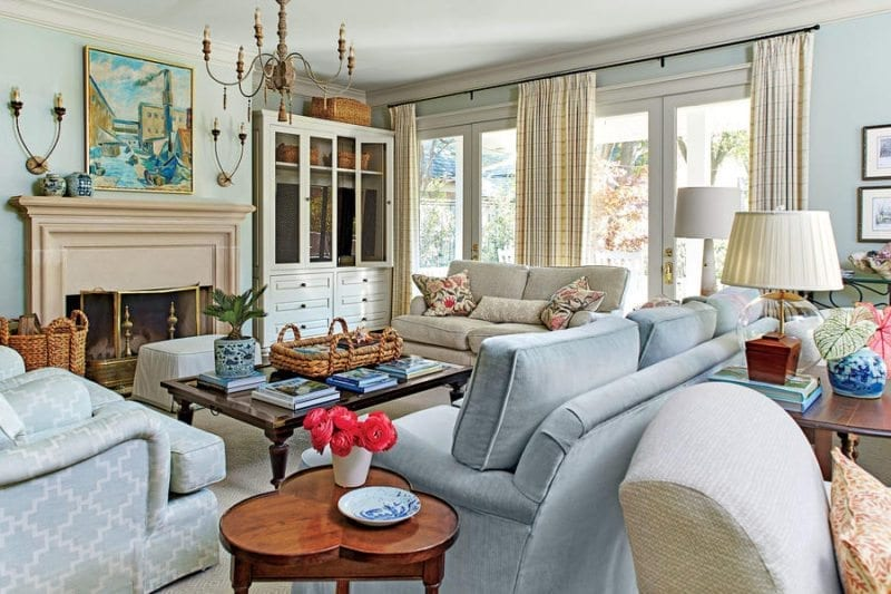 Amy berry makes over a 100 year old dallas home the glam pad - Interior decorating jobs dallas tx ...