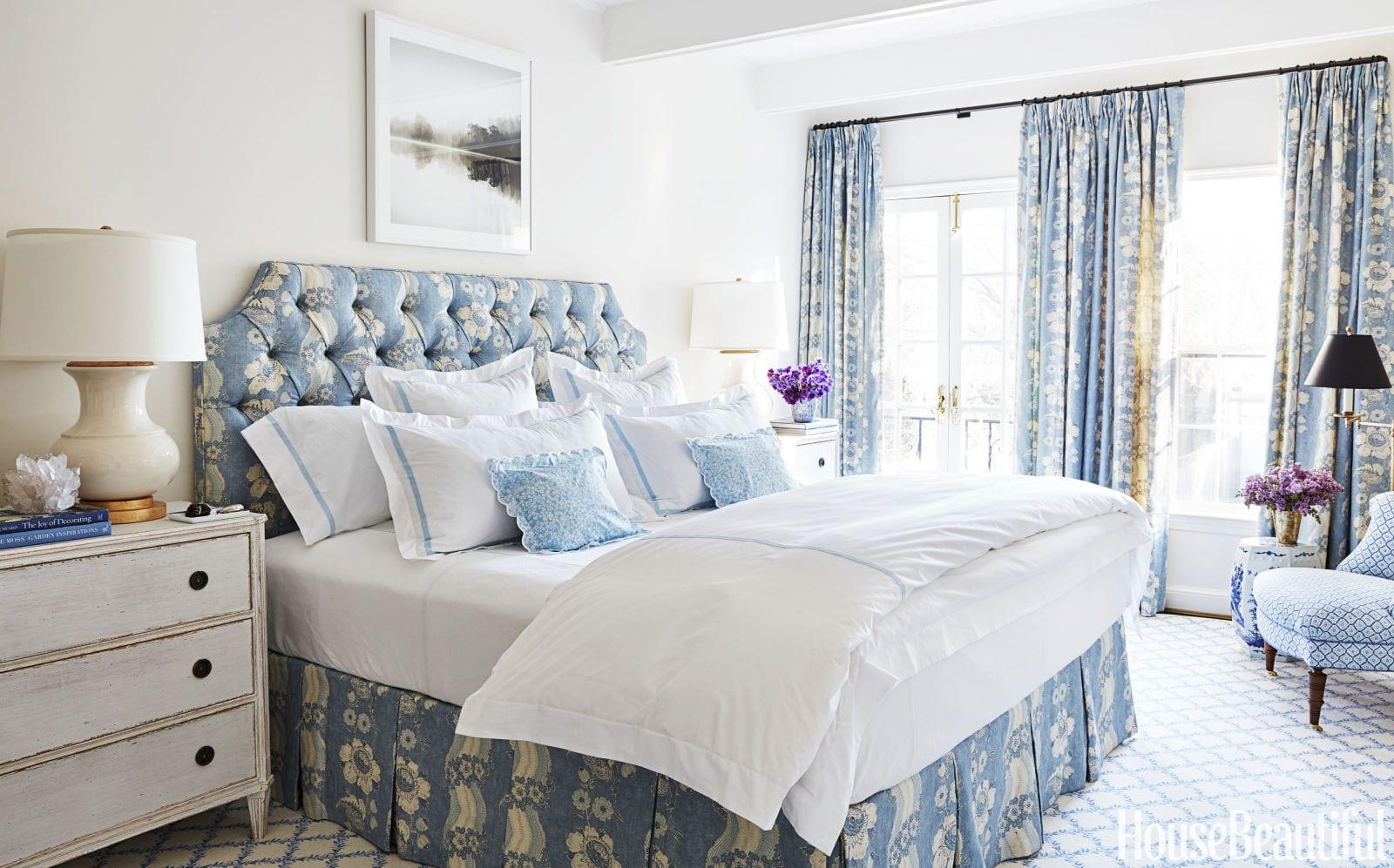 Glam Bedroom Inspiration