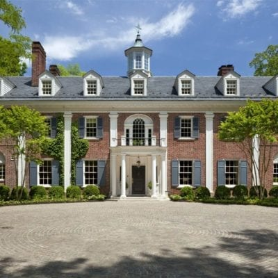 Jacqueline Kennedy's Childhood Home is For Sale