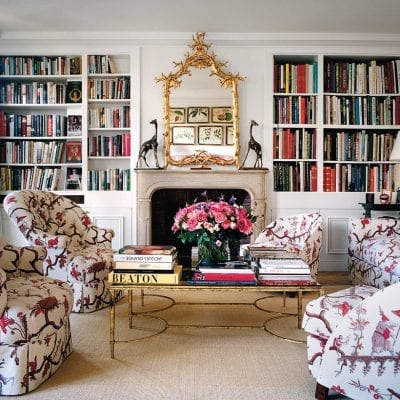 Lee Radziwill's Paris Apartment is for Sale!
