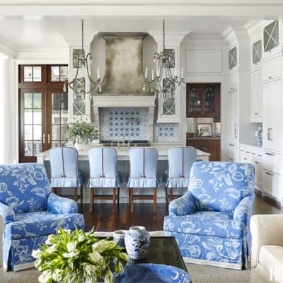 An All-American Summer House by Suzanne Kasler