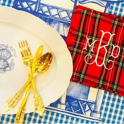 Christmas with the Preppy Paper Girl